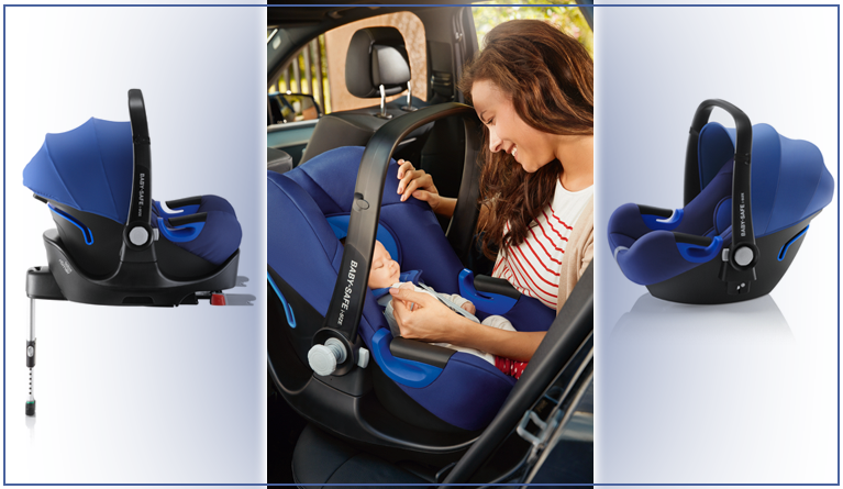 Britax Romer BABY-SAFE i-SIZE infant carrier bundle* - March 2017 competition winner