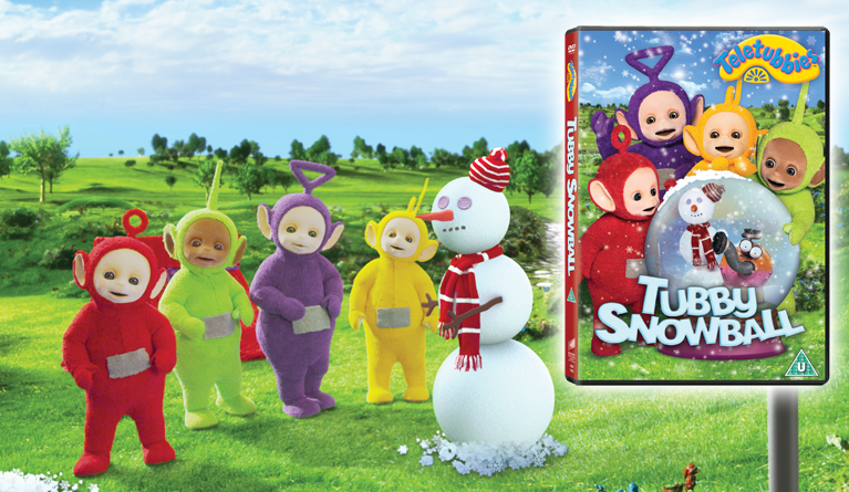Teletubbies: Tubby Snowball