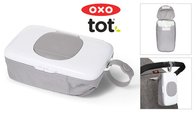 OXO Tot Nappy Dispenser