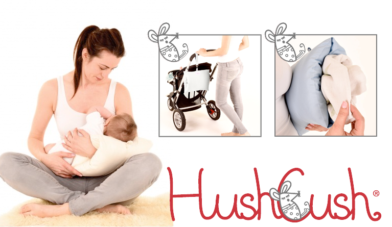 HushCush Nursing Pillow