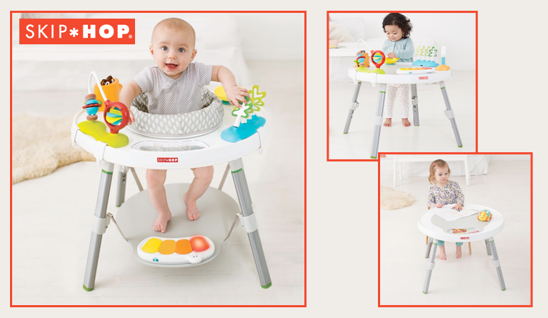 1ffbb6a26 Review  Skip Hop Explore   More Baby s View 3-Stage Activity Centre ...