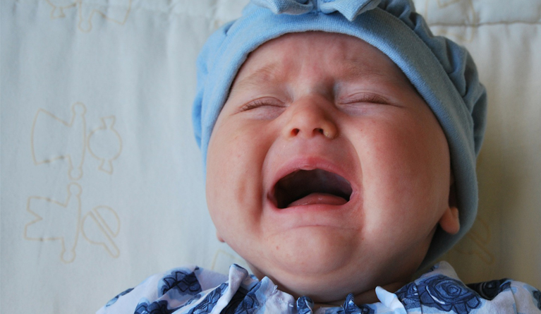 Colic or reflux? why your baby is crying