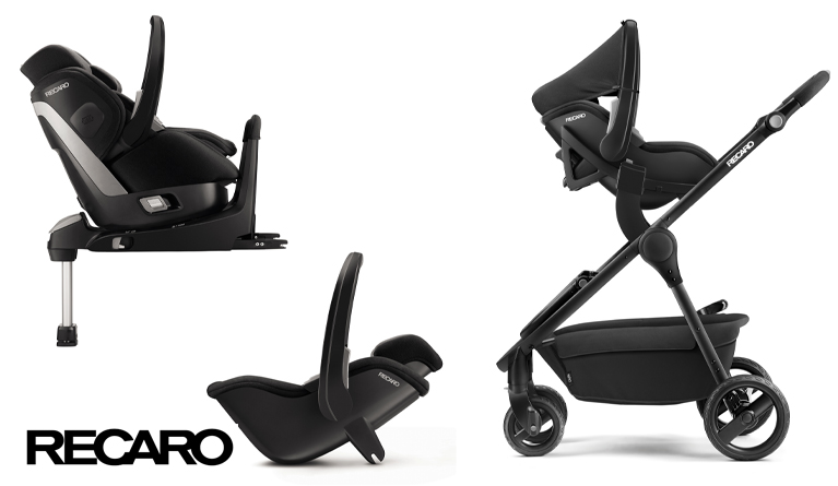 The innovative Zero.1 Elite is a 360° rotatable i-Size child seat suitable for use from birth up to four years old / 105 cm (Maximum 18kg).