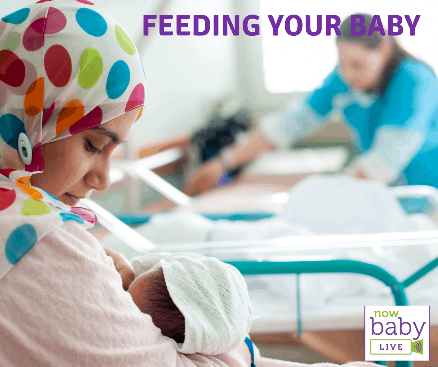 Feeding your baby – a quick guide for mums