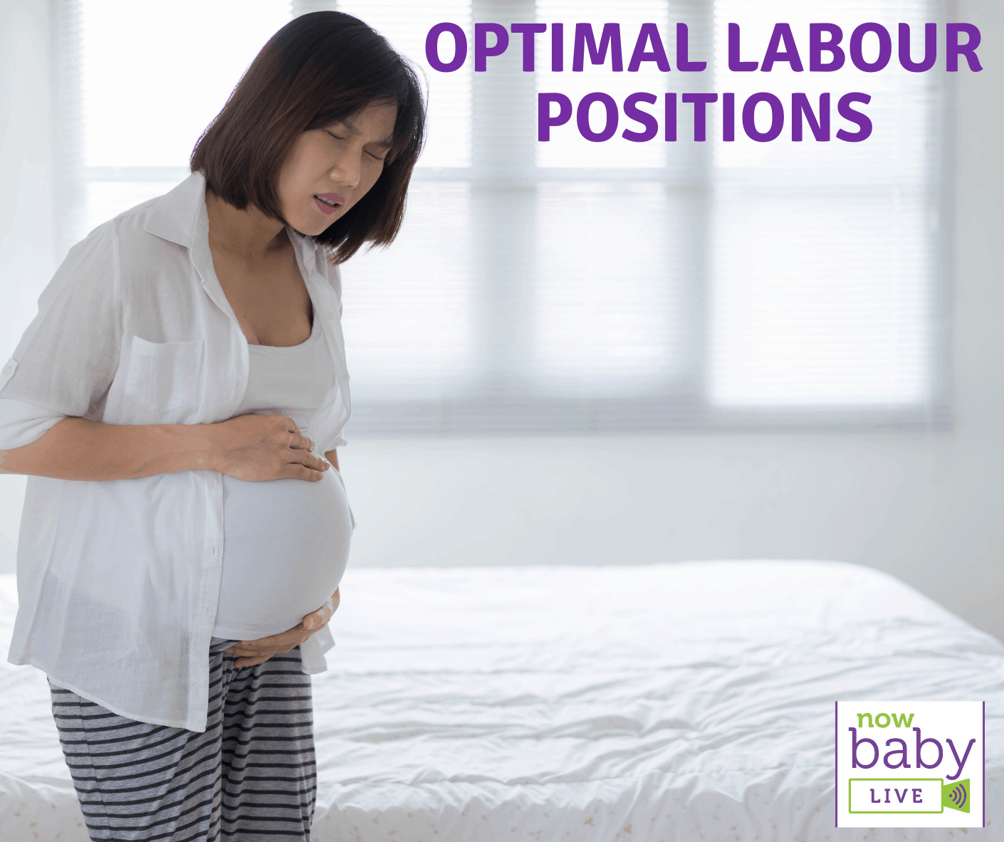 Optimal Positions For Labour & Birth