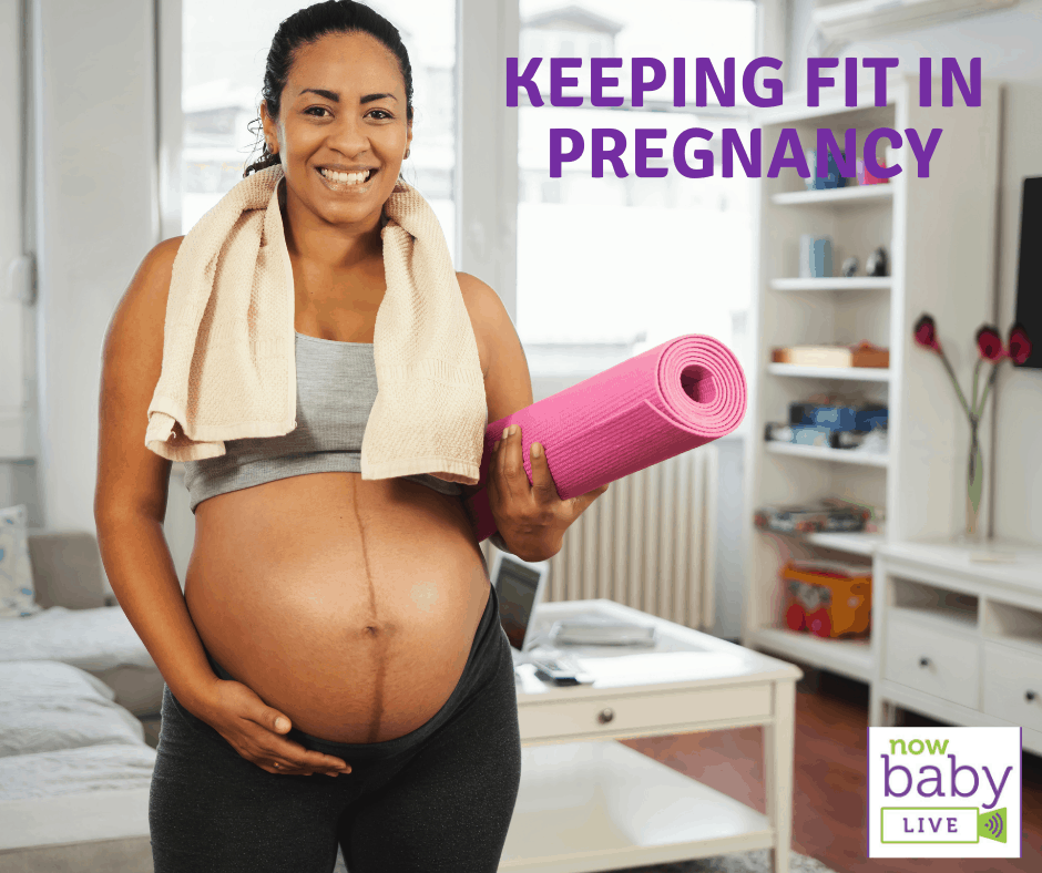 Keeping Fit in Pregnancy