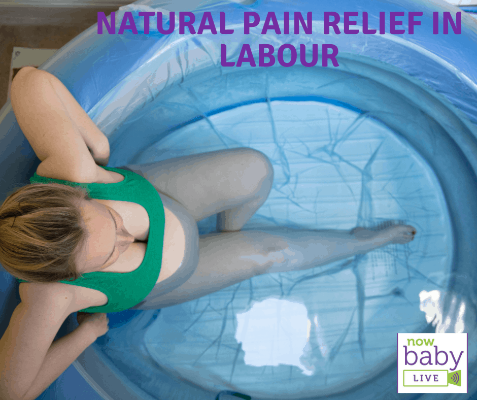 Exploring Natural Pain Relief During Labour