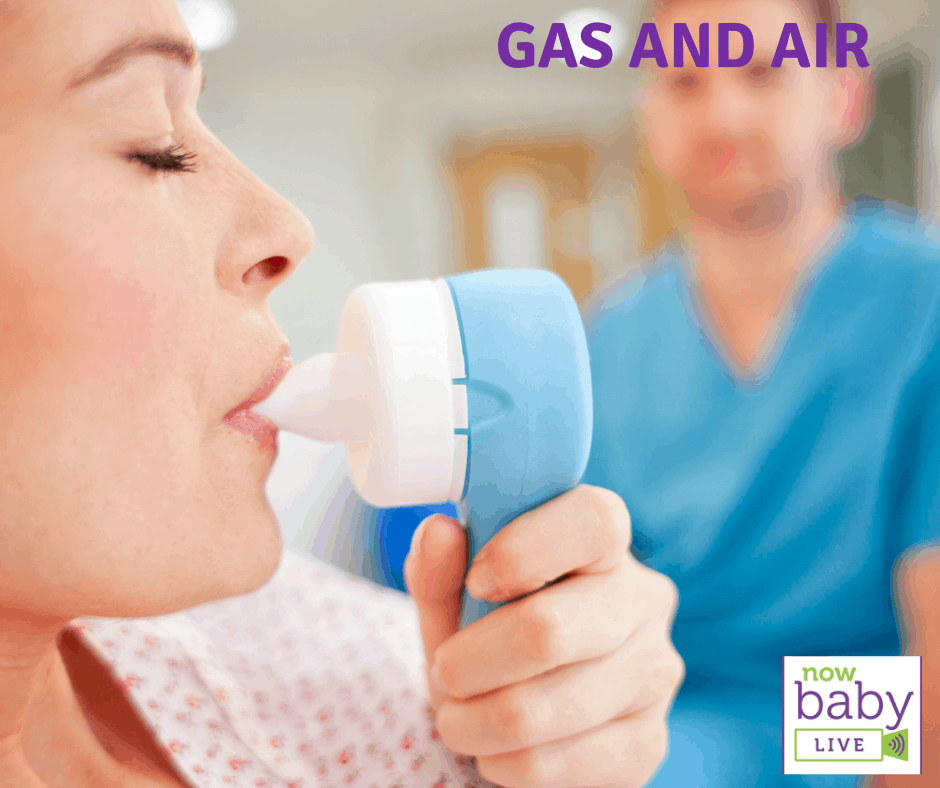 Gas & Air ….Your Questions Answered!